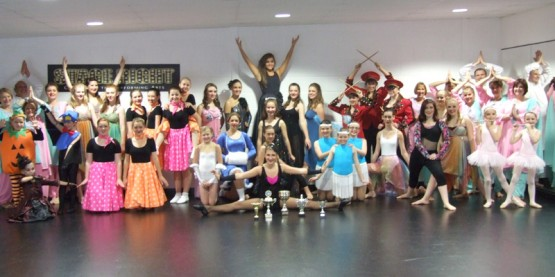 Huntingdonshire dance festival group