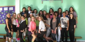 Cast and coaches, Back To The 80s - Musical Theatre